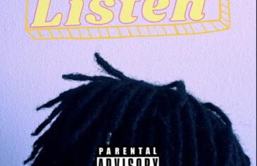 """(Audio) Jouska Ave – """"Listen"""" @JouskaAve"""