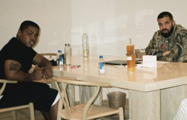 DRAKE BLESSES TORONTO RAPPER SMILEY WITH A VERSE AFTER SIGNING HIM TO OVO SOUND