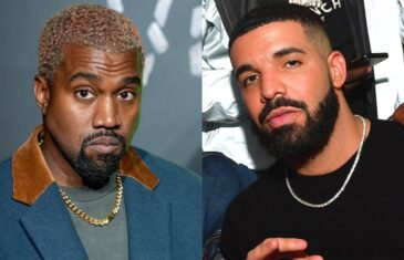 DON'T EXPECT DRAKE TO RAIN 'CLB' ON THE RELEASE DATE PARADE FOR KANYE WEST'S 'DONDA'