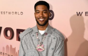 AFTER BEING CLOWNED FOR PAINTING HIS FINGERNAILS, KID CUDI TURNS OFF INSTAGRAM COMMENTS: 'FUCK WAY OFF'