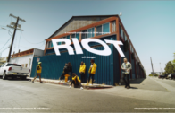 "Wil Akogu Drops Off Fierce New Visual For Single  ""RIOT"" @WilAkogu"