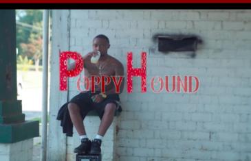 (Video) Poppy Hound – BLACKIN @poppybrim