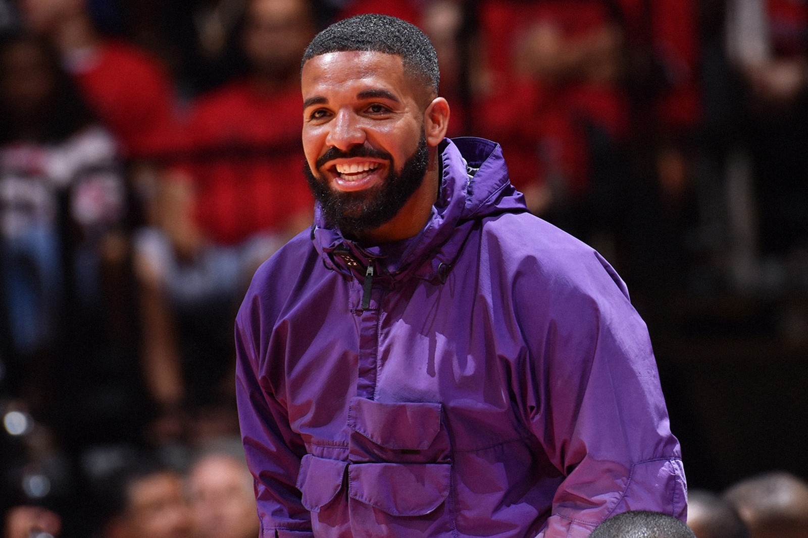 DURING 'SPORTSCENTER,' DID DRAKE REVEAL THE RELEASE DATE FOR 'CLB'?