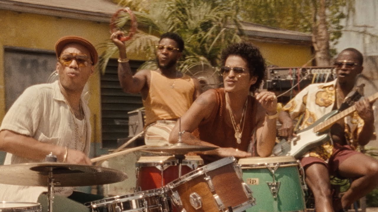 BRUNO MARS & ANDERSON .PAAK'S FANS SILK SONIC WILL REQUIRE PATIENCE