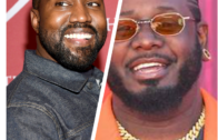 """T-PAIN SAYS KANYE WEST TOOK ONE OF HIS LINES AFTER INFORMING HIM THAT IT WAS """"CORNY"""""""