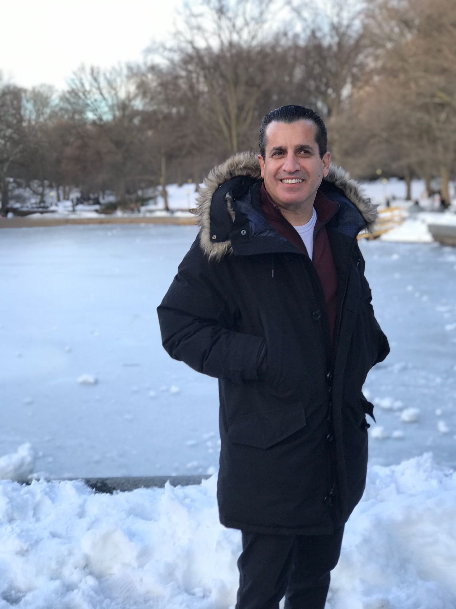 New York City's Entrepreneur Boaz BagBag Contunies to Bring Hope to Where It's Needed