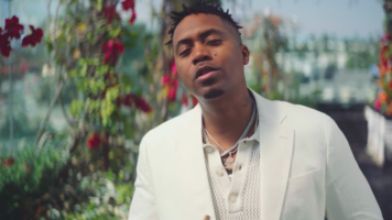 """Nas Takes Us to """"Brunch on Sunday's"""" with Blxst @nas @blxst"""