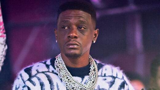 BOOSIE BADAZZ WAS ARRESTED FOR TWO MISDEMEANORS AND ONE FELONY CHARGE